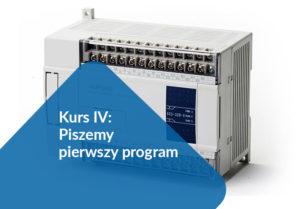 Kurs IV: Piszemy pierwszy program – PLC Xinje serii XC